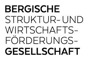 Bergische Struktur- und Wirtschaftsförderungsgesellschaft mbH Logo
