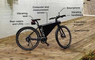 Neue Technik für E-Bikes: Sicher Radeln mit Radar