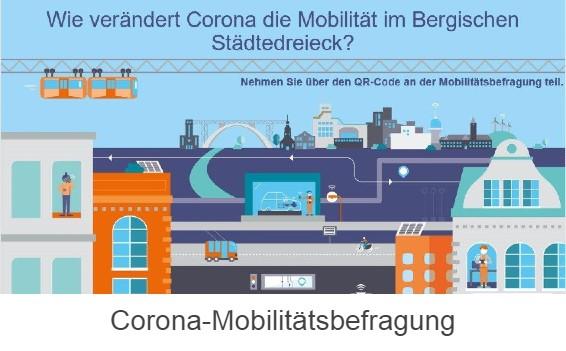 Corona Mobilitätsbefragung Galeriebild