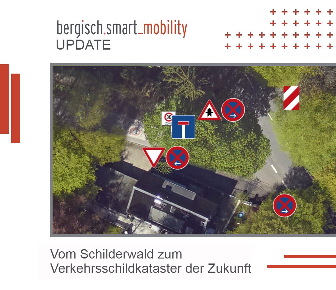 Beitragsbild Digitales Verkehrszeichenkataster