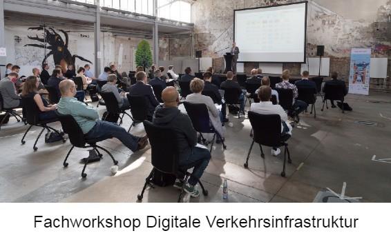 Galeriebild Fachworkshop Digitale Verkehrsinfrastruktur