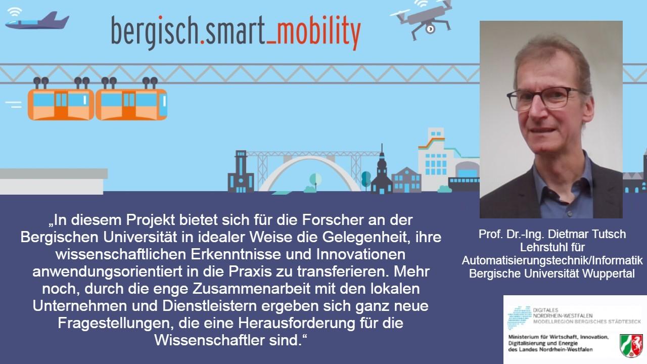 Beitragsbild Interview Prof. Dr.-Ing. Dietmar Tutsch, BUW